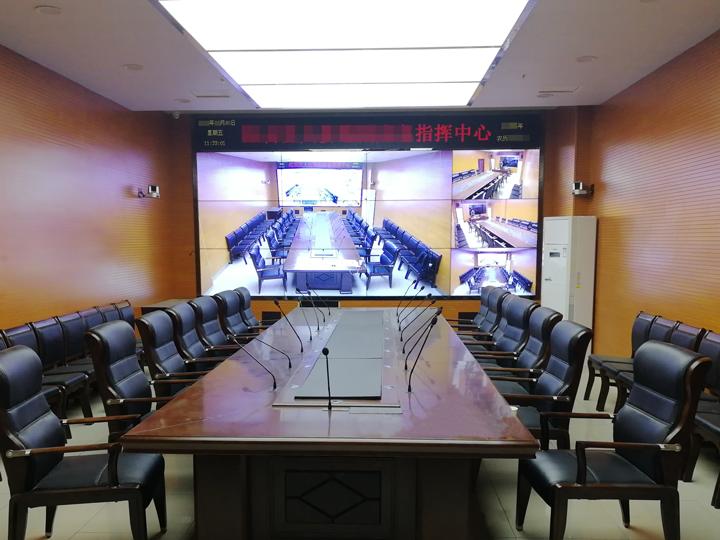甘肃省某人防地上指挥中心项目